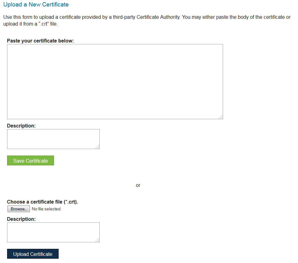 Adding an ssl certificate to wordpress all n ones bxp software wixi upload certificateg 1betcityfo Choice Image